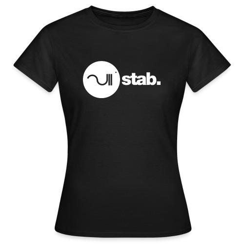 stablogotransparant4000 - Vrouwen T-shirt