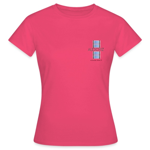 Logo Audioviz - T-shirt Femme