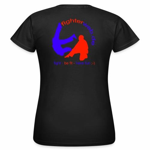 SVF LU Abteilung Ju-Jutsu - Frauen T-Shirt
