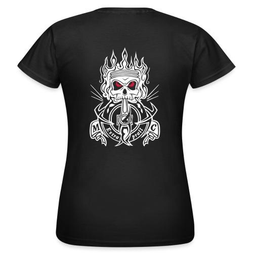 MCExtraprall_Skull - Frauen T-Shirt