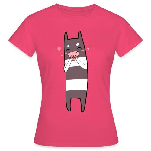 Donut Monster - Women's T-Shirt