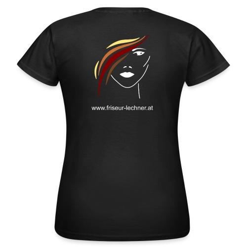 friseur-lechner.at - Frauen T-Shirt