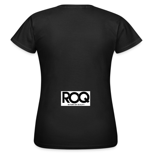 ROQ (Return On Quality) Group by Roq - Vrouwen T-shirt