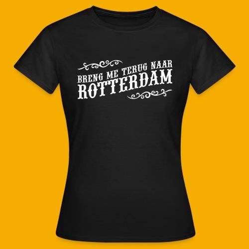 bmtnr wht 01 - Vrouwen T-shirt