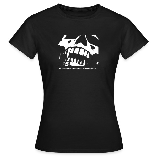 greatwhite geaendert - Frauen T-Shirt