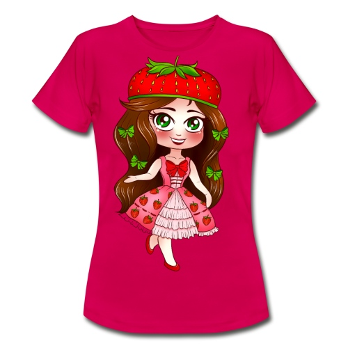 KIRIA FRAGOLA - Maglietta da donna