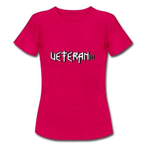 Vétéran® - T-shirt Femme