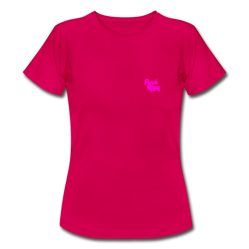 PurpleMoney PURPLE SHADOW 1 Transparent - Women's T-Shirt
