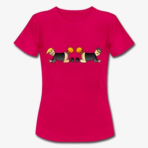 Fart Official Logo - T-shirt Femme