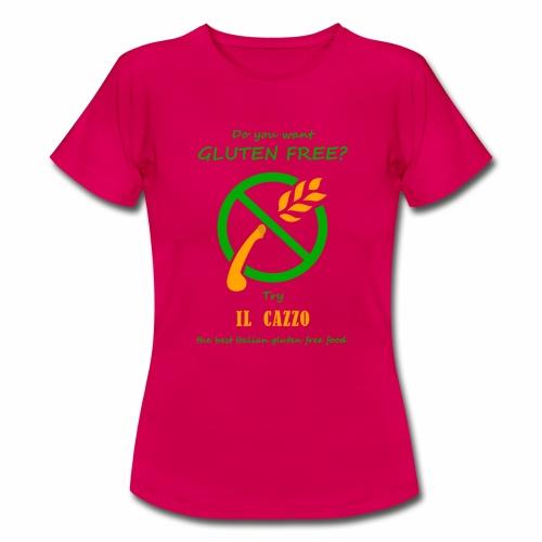 il Cazzo Gluten Free - Maglietta da donna