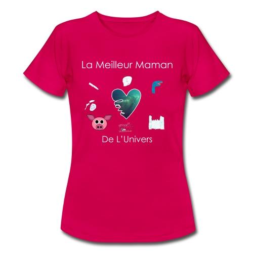 tee shirt maman - T-shirt Femme