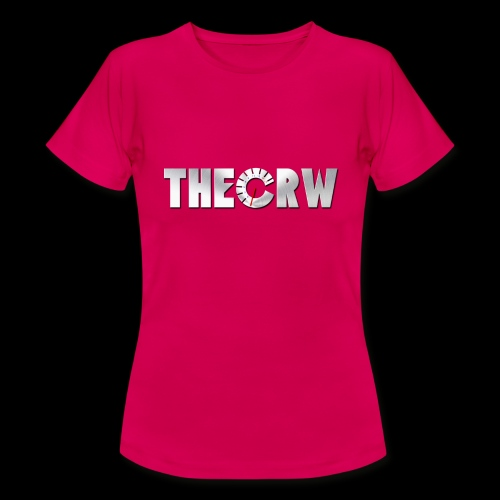 THECRW LOGO - Frauen T-Shirt