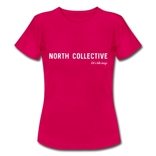 North Collective - Vrouwen T-shirt