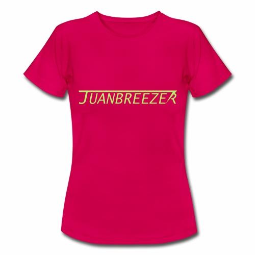 Juanbreezer Logo - Vrouwen T-shirt