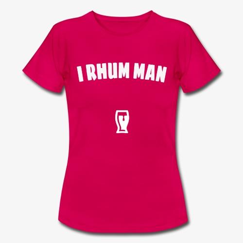 irhumman5 - T-shirt Femme
