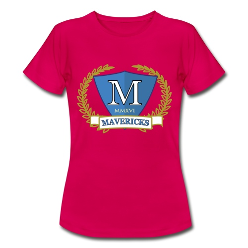Mavericks_Club-_Stemma_3_T-shirt_3 - Maglietta da donna