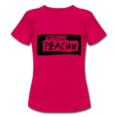 PeachX - Frauen T-Shirt