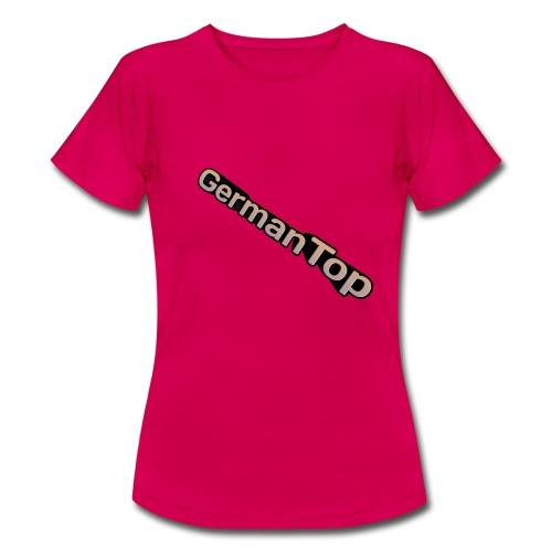 GermanTop Logo - Frauen T-Shirt