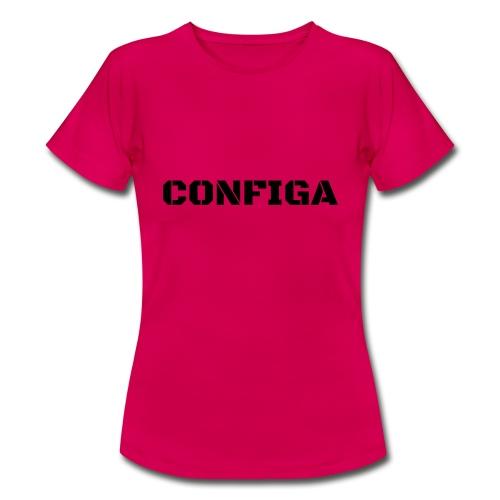Configa Logo - Women's T-Shirt