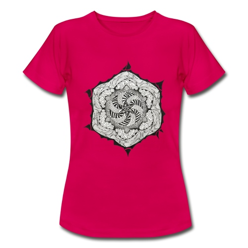 Doodle Stern - Frauen T-Shirt