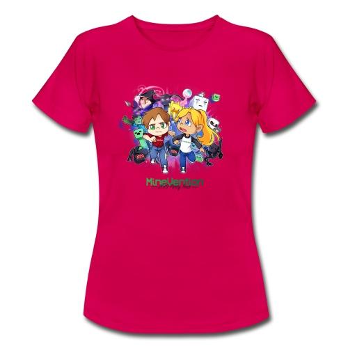 MineVention 2019 Party Tour - Women's T-Shirt