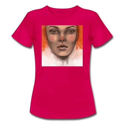 Clown - Vrouwen T-shirt