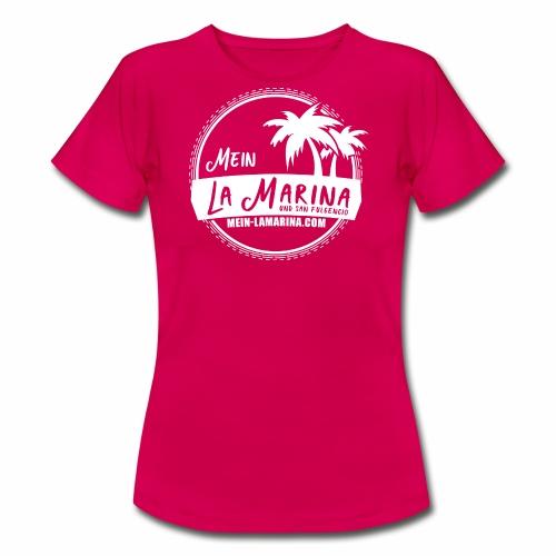 Mein La Marina und San Fulgencio / weiss - Frauen T-Shirt