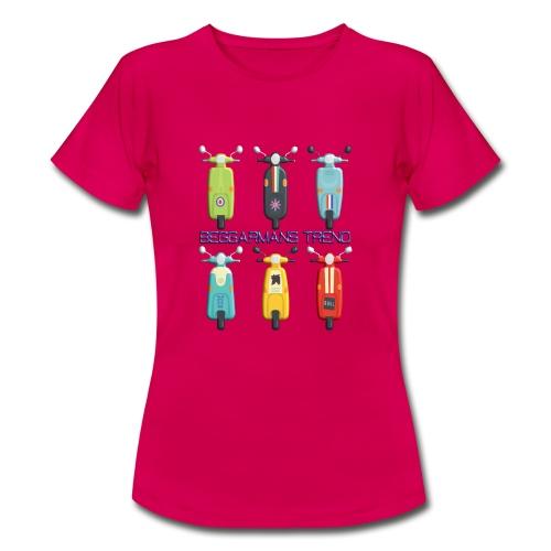 beggarmans trend scooters - Women's T-Shirt