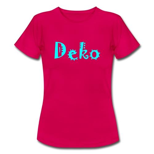 Deko - Frauen T-Shirt