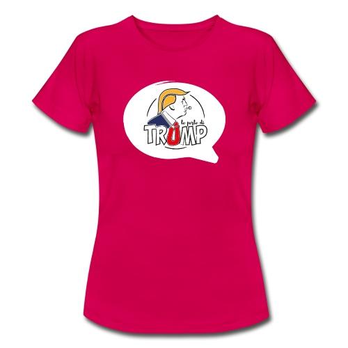 Le perle di Trump Fumetto - Maglietta da donna