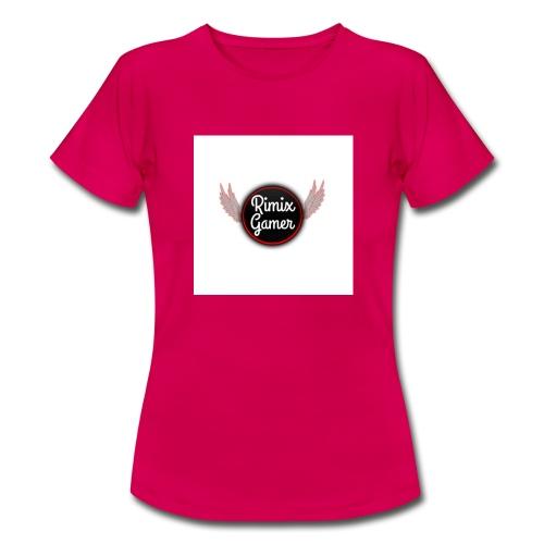 RimixGamer - Frauen T-Shirt
