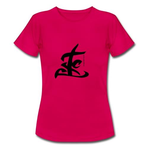resistencia TEKST - Vrouwen T-shirt