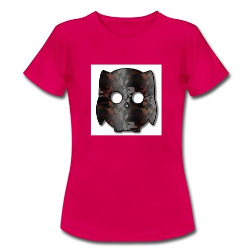 Eule - Frauen T-Shirt
