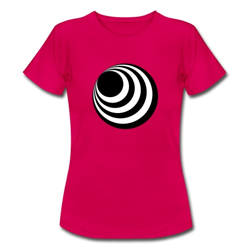illusion - Dame-T-shirt