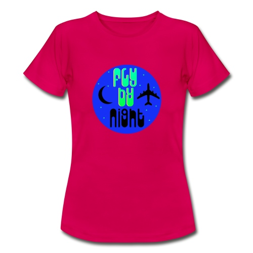 Fly By Night - Women's T-Shirt
