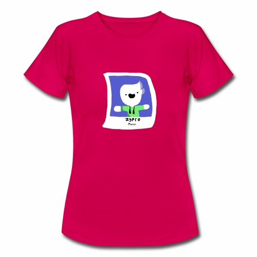 Zypro The Memorable Student - Women's T-Shirt