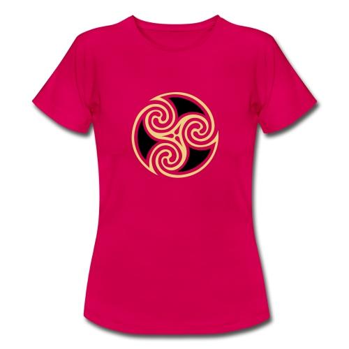 Triskelion - T-shirt Femme