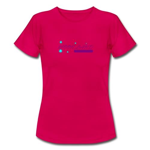 Moon land - Camiseta mujer