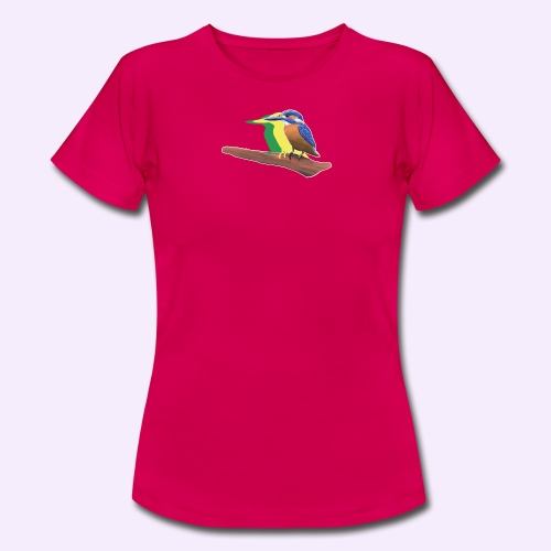 Eisvogel - Frauen T-Shirt