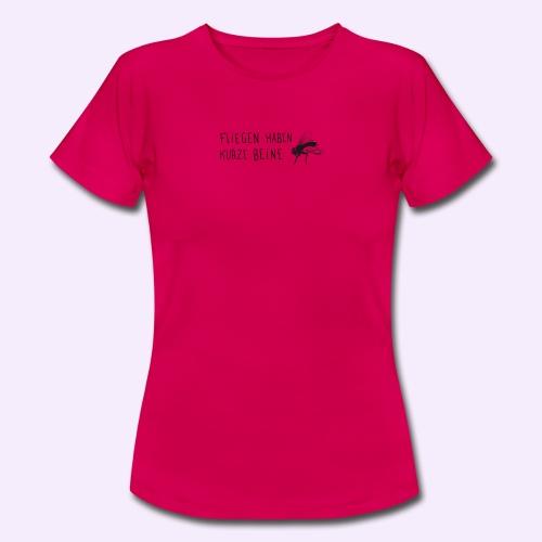 Kurze Beine - Frauen T-Shirt