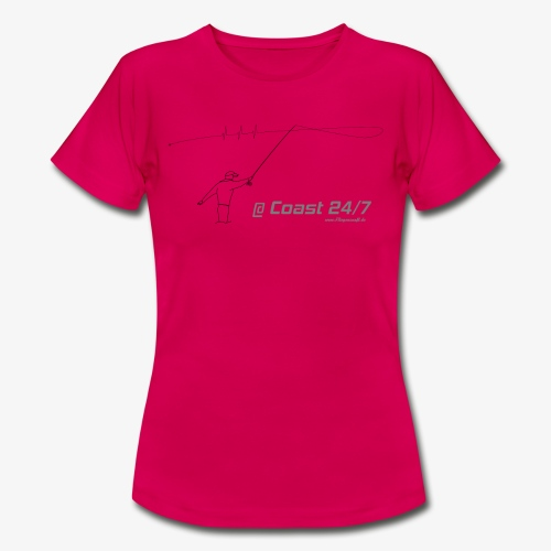 Coast247black - Frauen T-Shirt