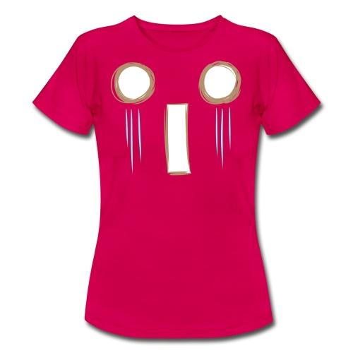 Kawaii_WhattheF_EnChantal - Women's T-Shirt