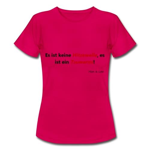 Tsuwarmi - Frauen T-Shirt