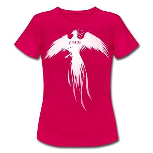 Phoenix white png - T-shirt Femme