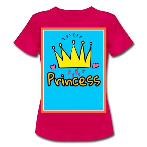 Princess - Camiseta mujer