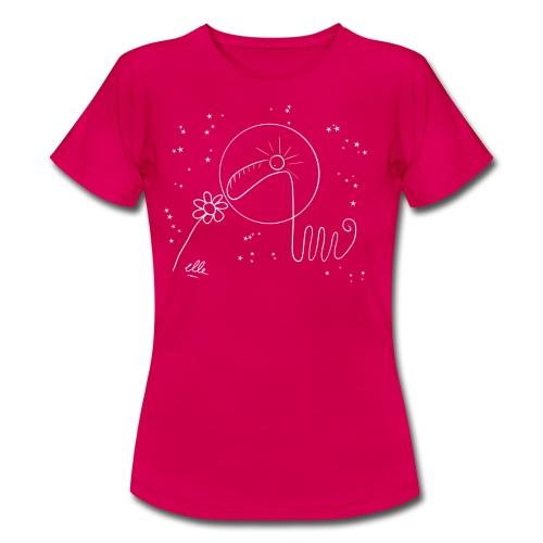 Space Bob - T-shirt Femme