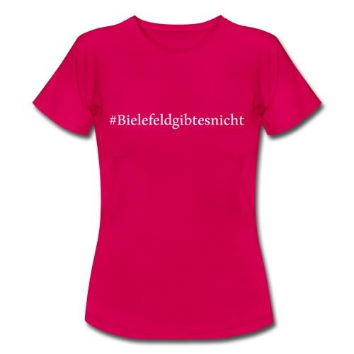 McMotte Bielefeld Design - Frauen T-Shirt