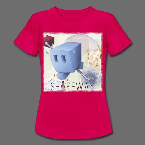Shapeway Logo - Women's T-Shirt