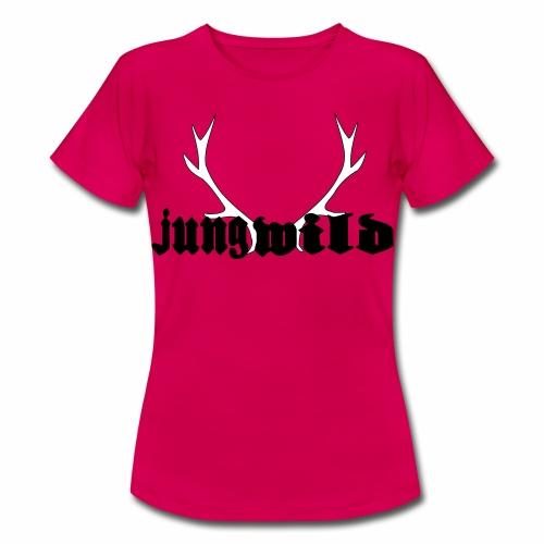 jungwild4 - Frauen T-Shirt