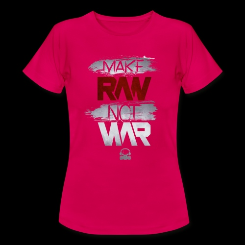 Official Rawstyle Nation - Vrouwen T-shirt